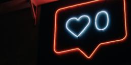 La fin du like sur Instagram